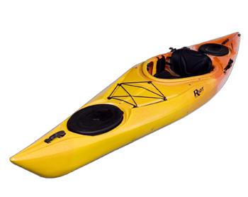 Riot Kayaks Enduro 13 HV Flatwater Day Touring Kayak