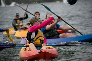 Get Fit and Healthy with Kayaking