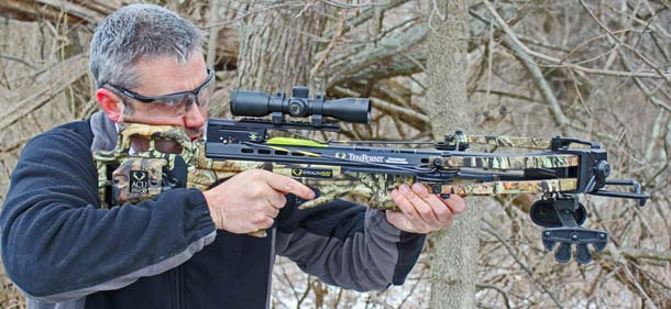 Benefits of Scope Crossbow Hunting
