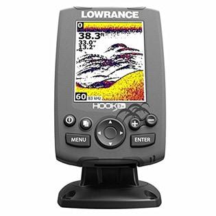 Lowrance 000-12635-001 Hook-3X Sonar, W 83 200 XDCR