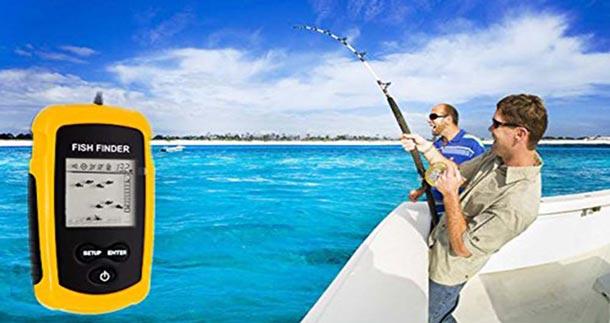 fish finder goals