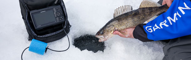 What are fish finders and how do they work for Ice fishing fish finder