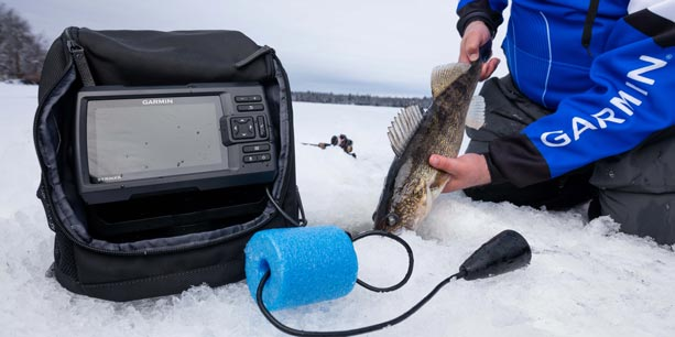 What is the best fish finders for ice fishing for Ice fish finder