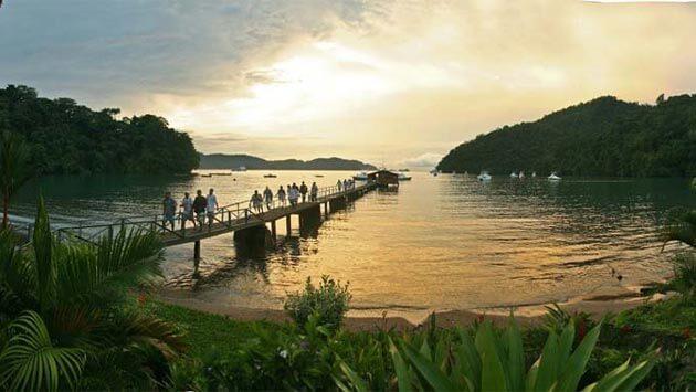 Pinas Bay, Panama