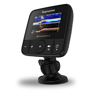 Raymarine Dragonfly-4 Pro Sonar GPS with US C-Map Essentials