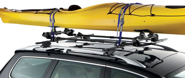 If You Already Have A Roof Rack On Your Car, A Kayak Roof Rack Is Quick And  Easy To Set Up. Car Racks For Kayak Can Be Easily Added To Your Existing ...
