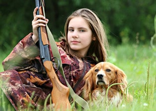 Best hunting times for beginners