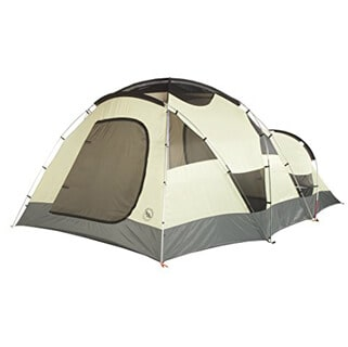 Big Agnes Flying Diamond 4 Deluxe Car Camping-Base Camp Tent