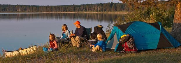 Camping Tents for Families