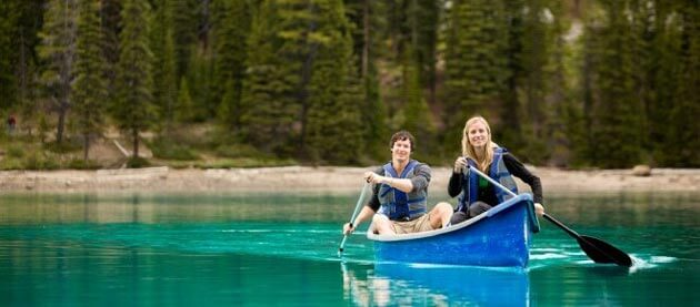Health Benefits of Canoeing