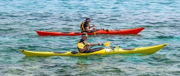 Health Benefits of Kayaking