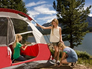 camping tents for kids