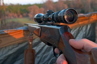 rifle hunting for beginners
