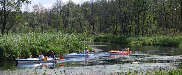 Best Rivers for Kayaking In United States
