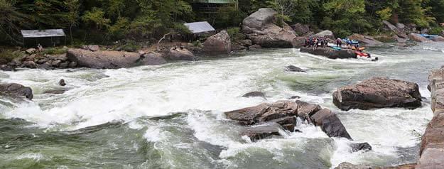 Gauley River for Kayaking