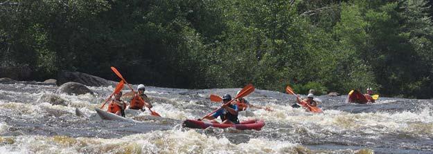 Kennebec River for Kayaking
