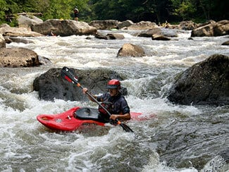 Youghiogheny for Kayaking