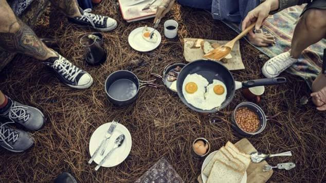 Food For Camping Tips