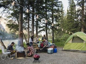 plan camping properly