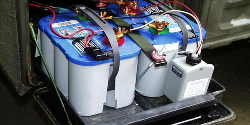 Battery Build Design and Construction