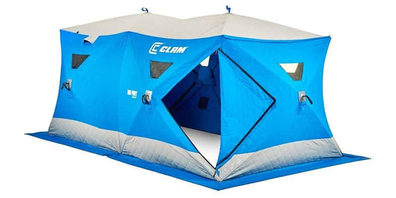 Best Ice Fishing Shelters Ice Tent Reviews