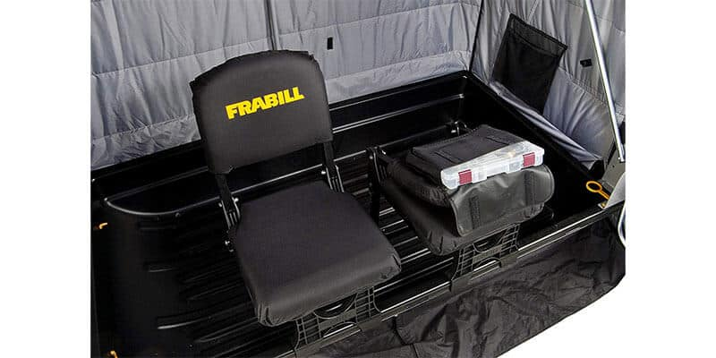 Best Ice Fishing Shelters (Ice Tent Reviews)