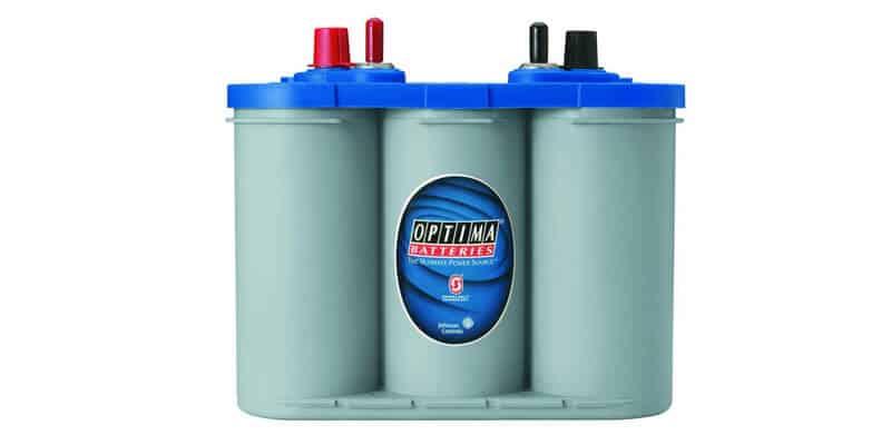 Optima Batteries 8016-103 D34M BlueTop Starting for Best Trolling Motor Battery