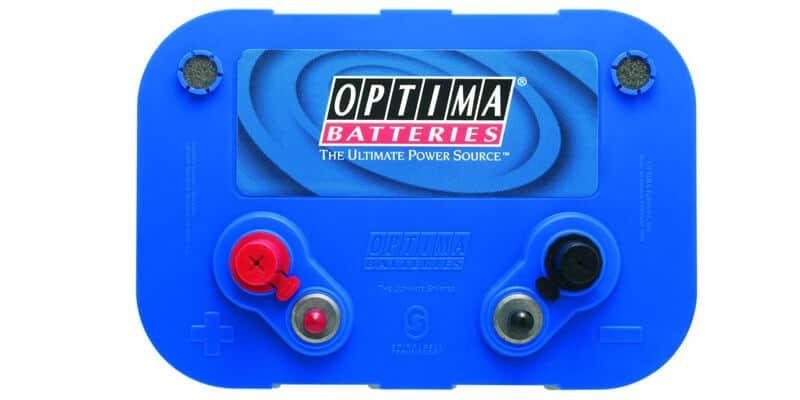 Optima Batteries 8016-103 D34M BlueTop Starting