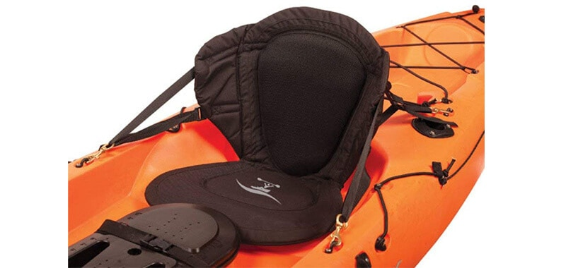 Ocean Kayak Comfort Tech Seat for a sit-on-top Kayak Specifications