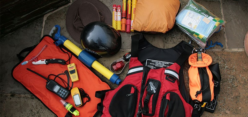 Fishing Safety Gear