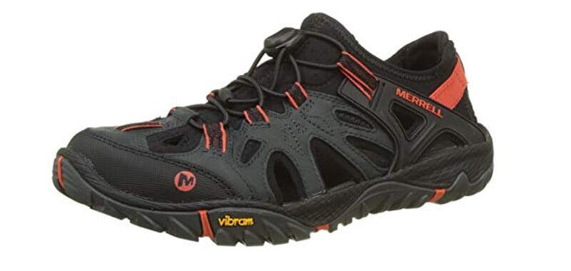 980146f3fecd Merrell Men s All Out Blaze Sieve Water Shoe