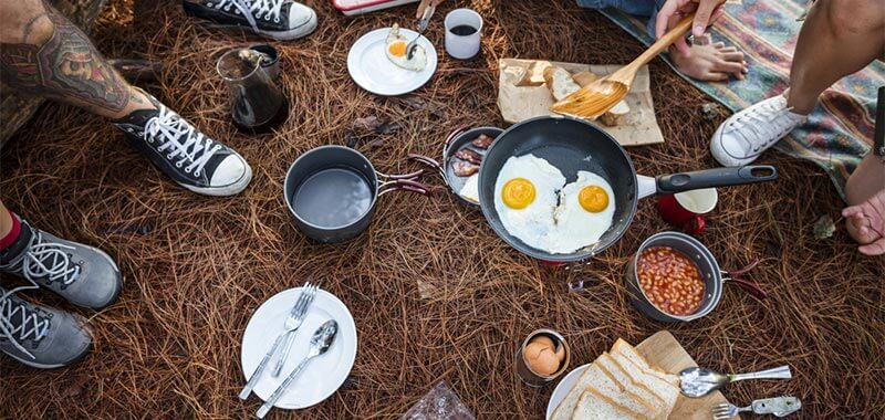 hiking foods