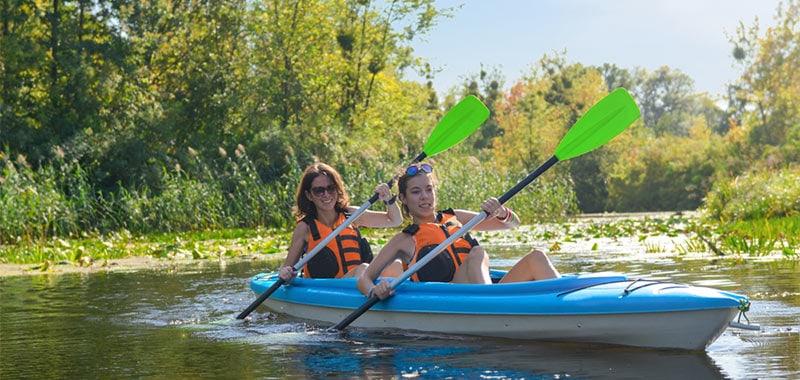 longer kayak