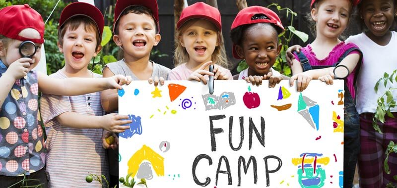toddler fun camp