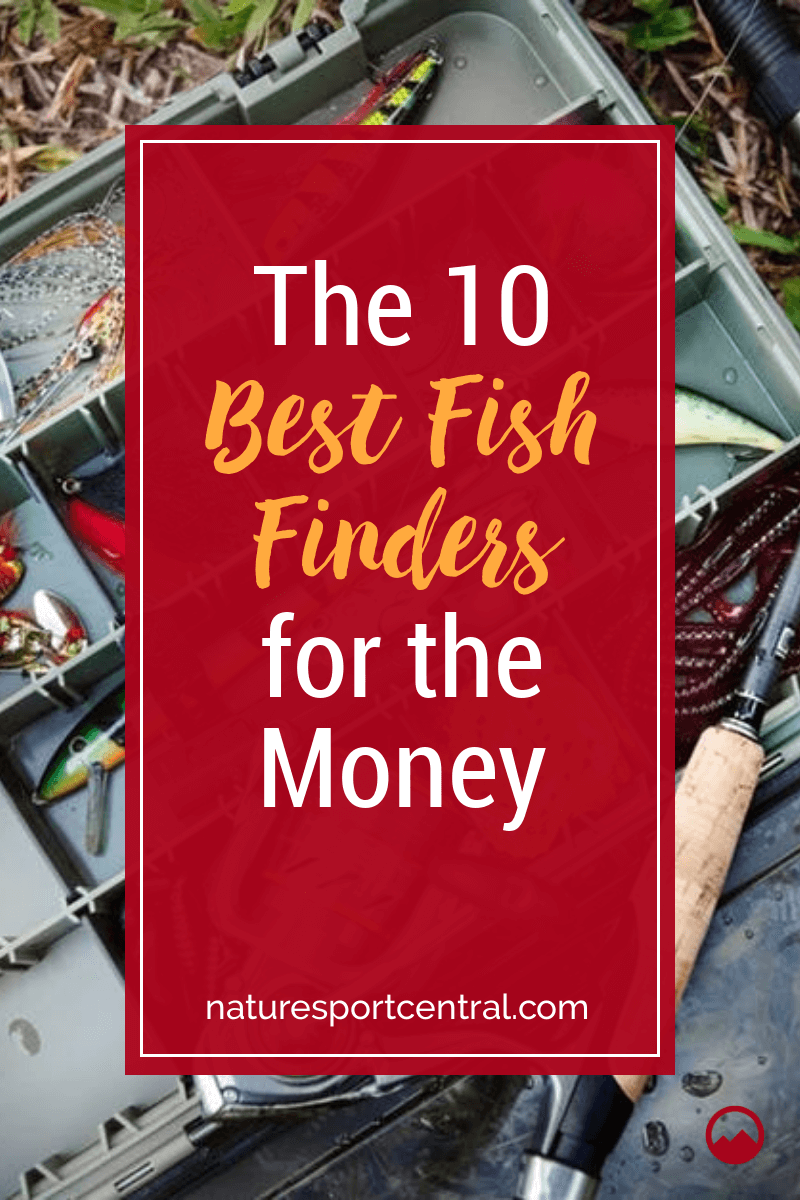 The 10 Best Fish Finders for the Money