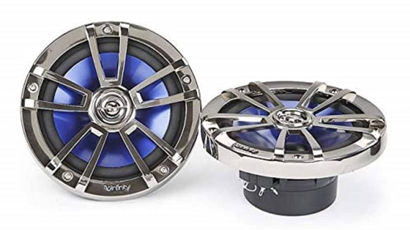 Infinity Reference 612m 6.5-Inch 225-Watt High-Performance 2-Way Marine Loudspeaker