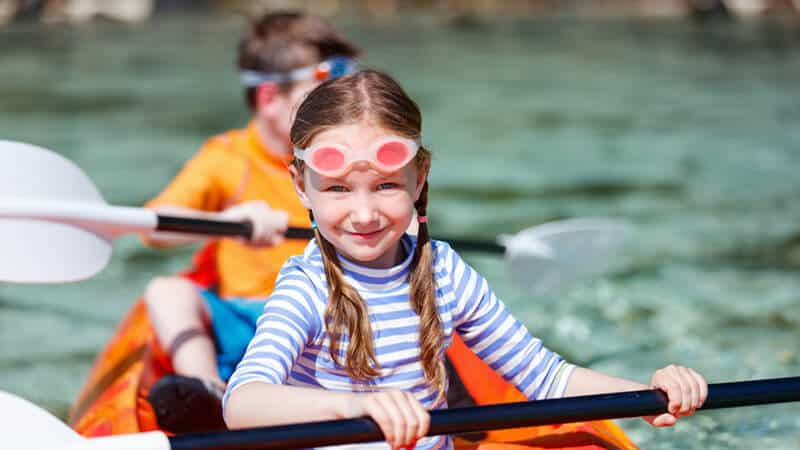 Things to consider before Buying a Child Kayak