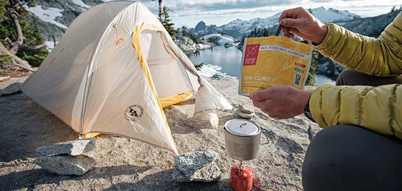 ideal foods for hiking