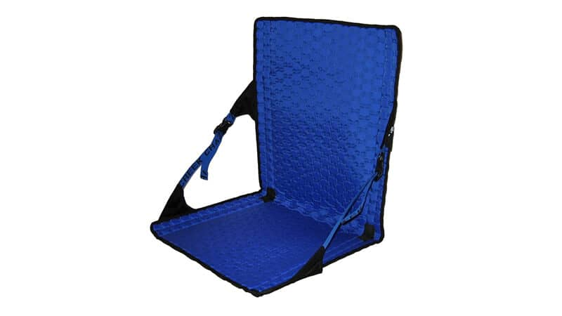 Crazy Creek Products HEX 2.0 Chair - Lightweight and Packable Camp Chair for Hiking, Backpacking, Camping, Boating and Stadium use