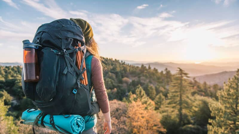 Backpacking Tips for Hiking
