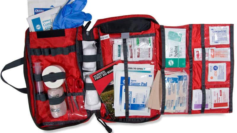 Backpacking your First Aid Kits for hiking