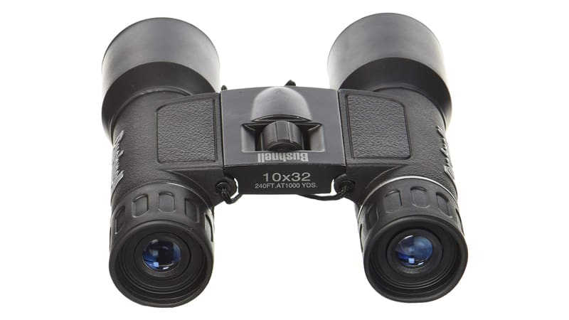 Bushnell Powerview 10x25 Compact Folding Roof Prism Binocular as Best Compact Binoculars