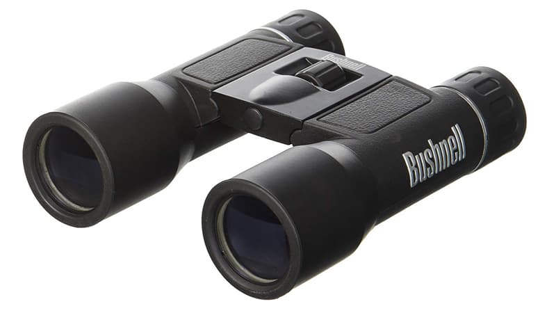 Bushnell Powerview 10x25 Compact Folding Roof Prism Binocular