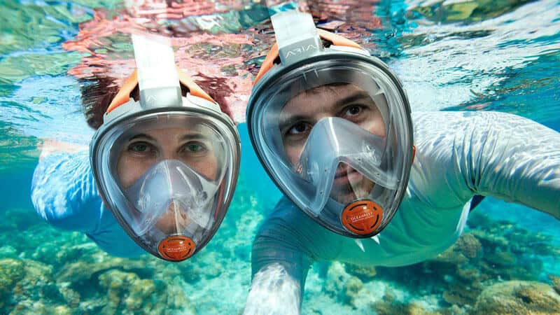 Buying guide for Snorkel Mask
