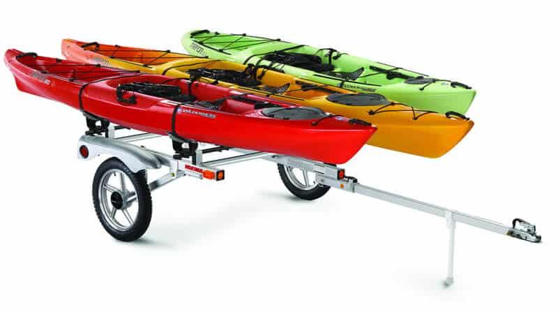 Guide on Buying a Kayak Trailer