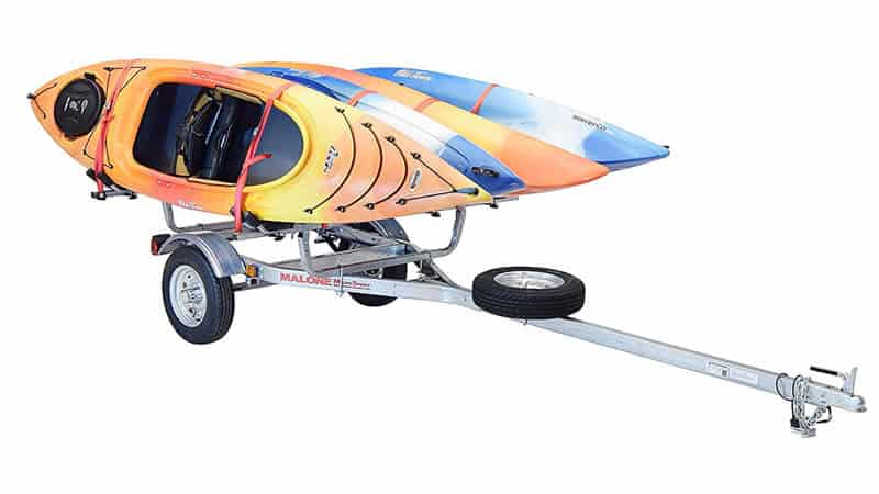 Review on Best Kayak Trailers