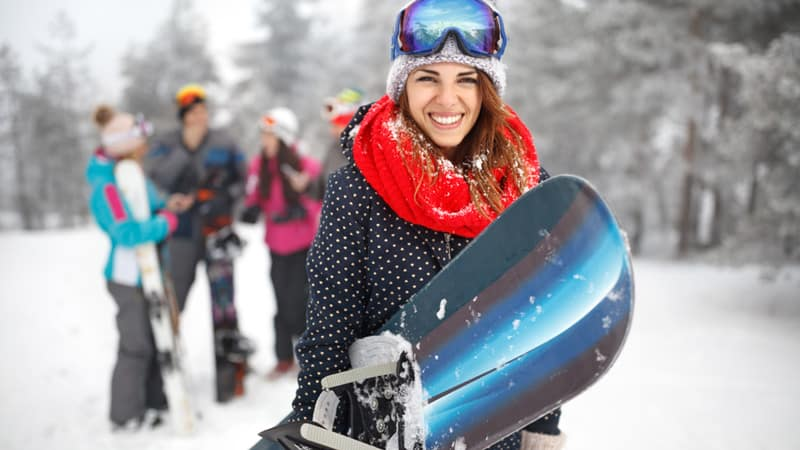 Snowboarding Tips for outdoors camping