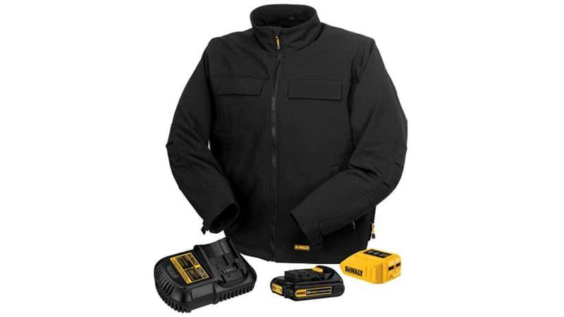 DEWALT DCHJ060C1-S 20V - 12V MAX Black Heated Jacket Kit