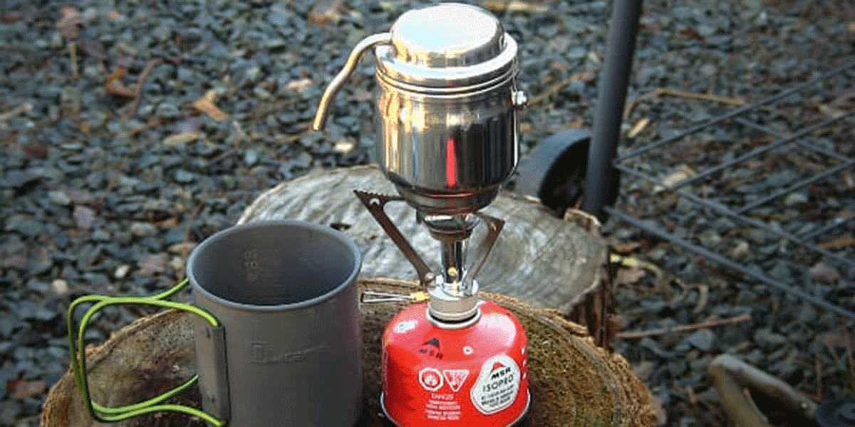 How to Use Camping Coffee Pot