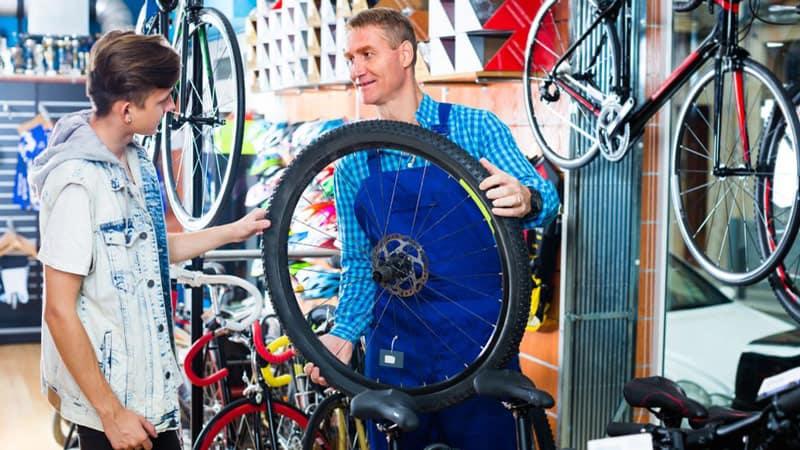 Different Types Mountain Bike Wheel Sizes
